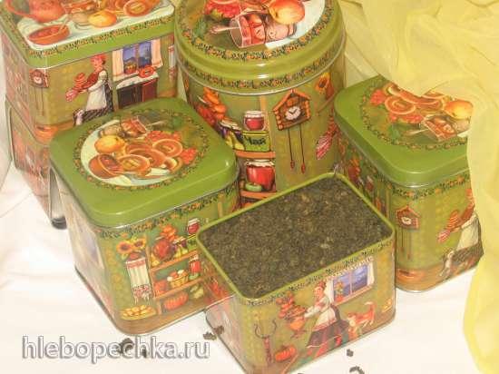 Иван-чай (кипрей) хранение чая.