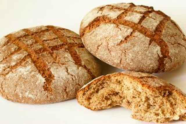 домашний бездрожжевой хлеб на закваске
