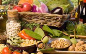 Продукты продлевающие молодость. Петрушка, капуста, горох, фасоль, свекла, тыквенные семечки, фото