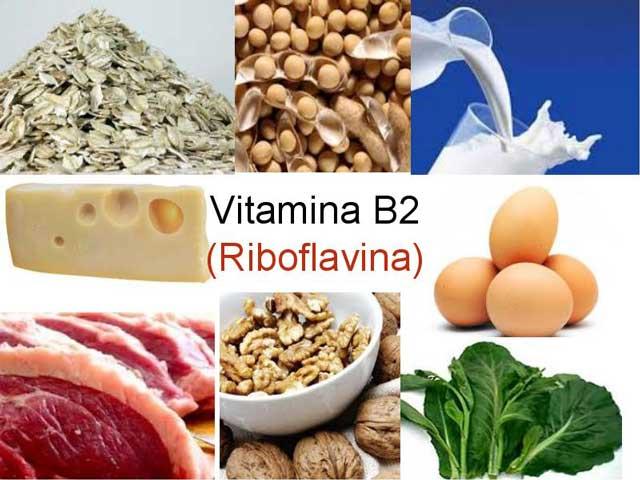 Витамины для мужчин. Витамин В2
