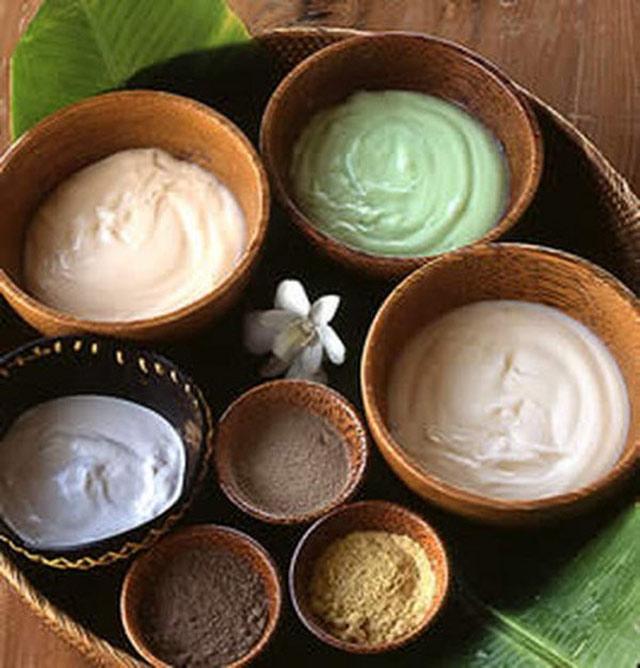 Глина в косметологии, применение глины для кожи лица и тела. Фото