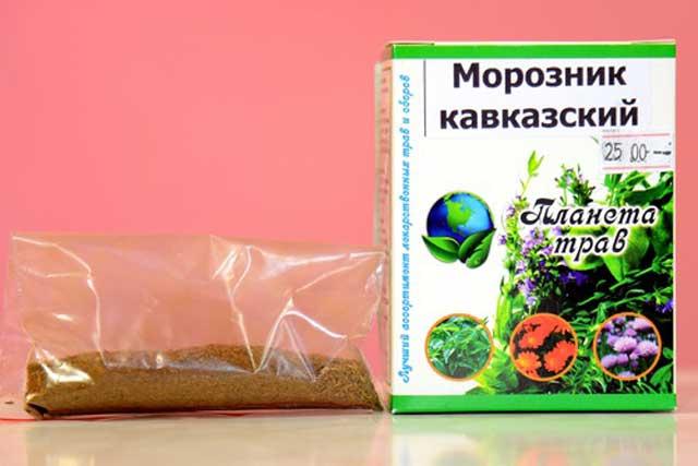 Морозник кавказский - применение для похудения. Противопоказания, фото.